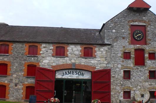 Descubriendo Irlanda: Visitando Jameson