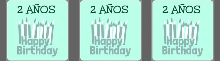 Cumpleaños Con S de Su