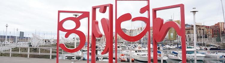 Un paseo por Gijón