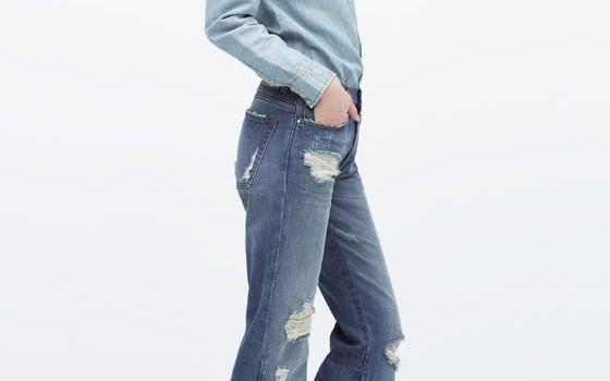 Un pantalón, muchos looks