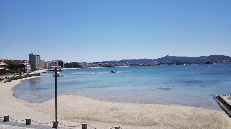 Visitando Galicia. Carril