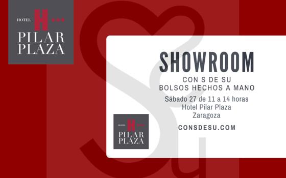 Próximos Showrooms. 27 de Junio Zaragoza