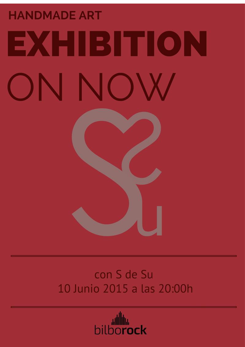 Handmade Art Exhibition con S de Su