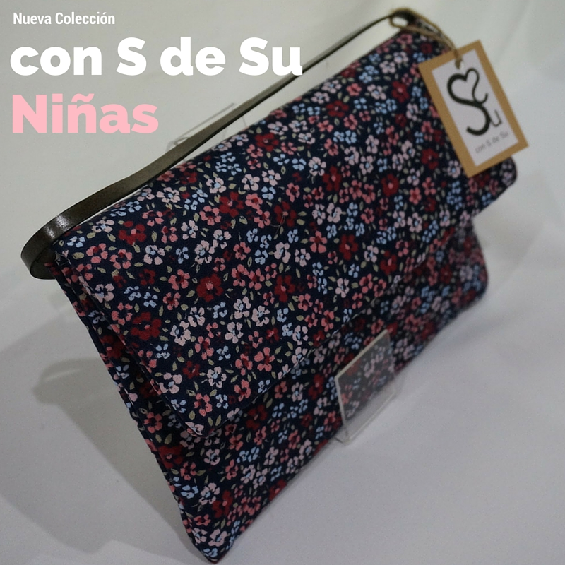 con N de Niñas, la nueva línea de con S de Su