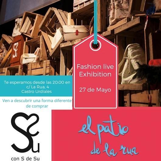 Fashion live Exhibition, un evento diferente