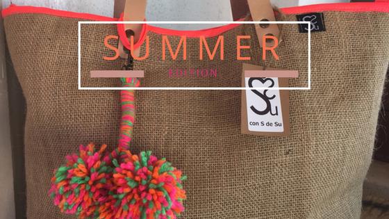 SUMMER EDITION, el bolso que estabas buscando